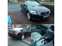 £4995 Lexus GS 450H SPORT Automatic 3.5 4dr Hybrid+Electric