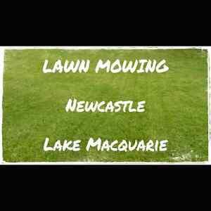 Lawn Mowing $50 Toronto Lake Macquarie Area Preview