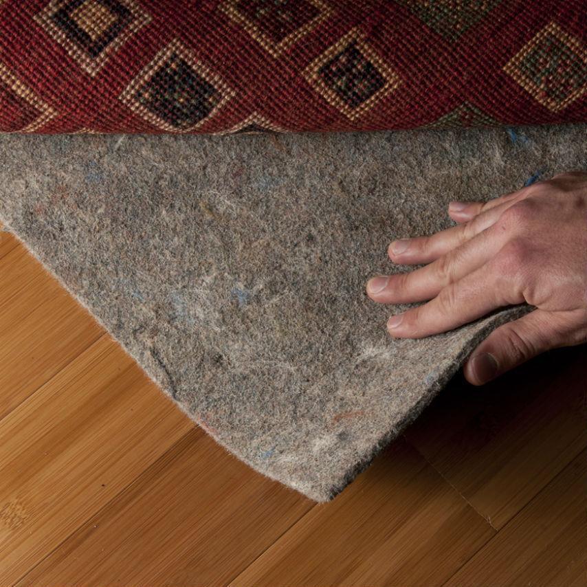 מוצר Eco Safe 100 Felt Rug Pad Rectangle Sizes 3 8