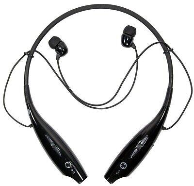 Genuine LG Tone + HBS-730 Wireless Bluetooth Stereo Headset Black Silver