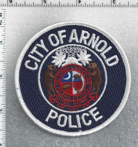 City of Arnold Police (Missouri) 2nd Issue Shoulder Patch
