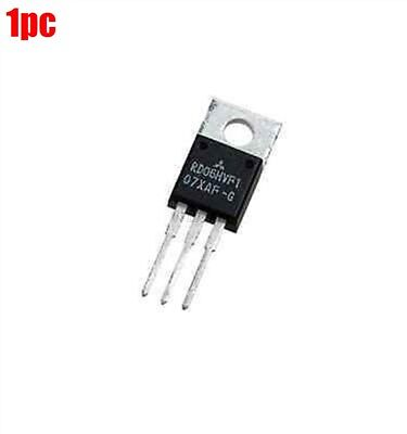 1pcs Rd06hvf1 Mitsubishi Rf Power Mosfet Transistor To-220 Ic New Ft