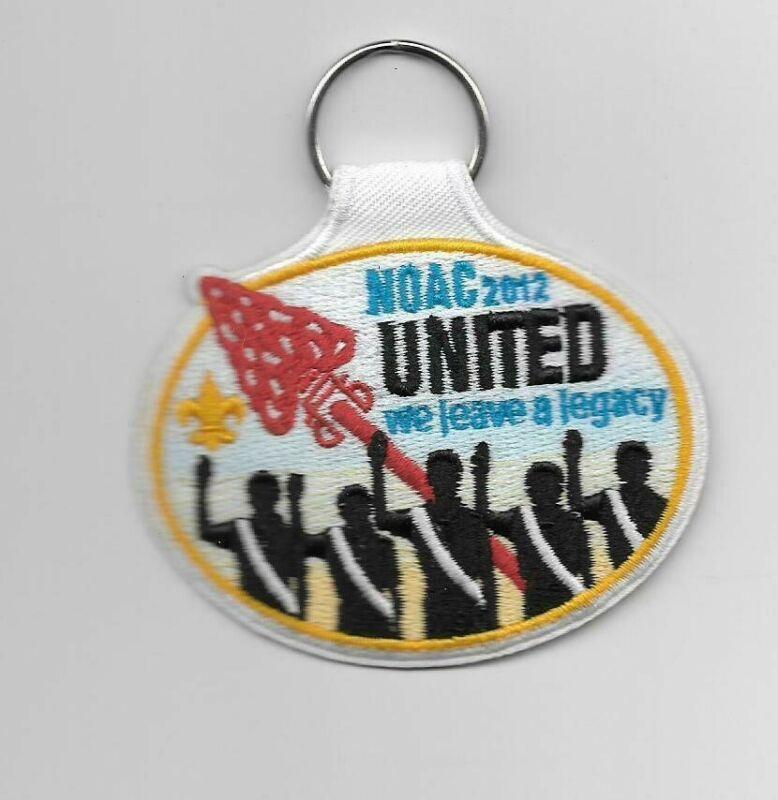 2012 NOAC Key Chain