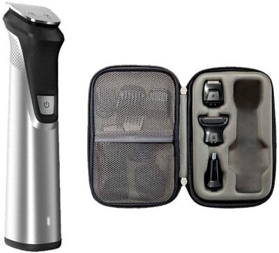 Philips Norelco Multigroom All-in-One Trimmer Series 9000, 25 pieces and prem...