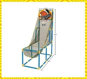 Arcade Basketball Hoop Game & Single Basketball Shootout Indoor Shot System - Pick up in Whitby Available