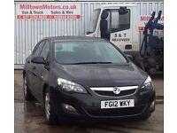 Vauxhall Astra 2012 eco floex