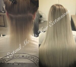 Micro Bead Hair Extensions In Sydney Region Nsw Hairdressing