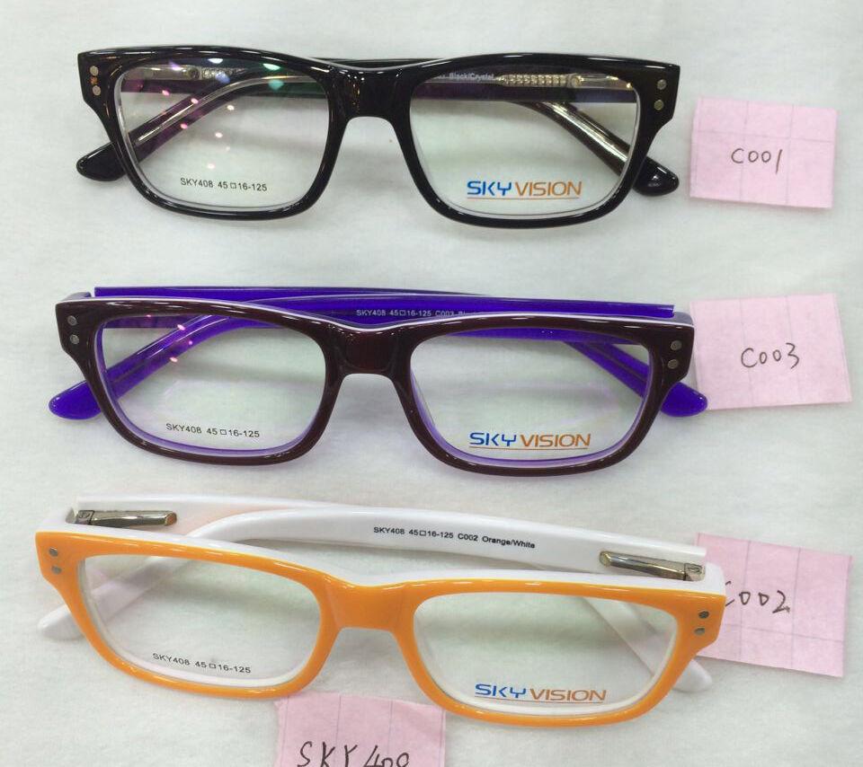 Kleine Kinder Jungen Mädchen Brille Kunststoff Fassung Gestell Brillengestell