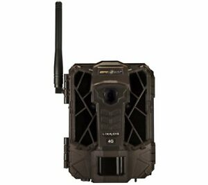 New Spypoint Link-Evo 4G AT&T USA Cellular HD 12MP Low Glow IR Game Trail Camera