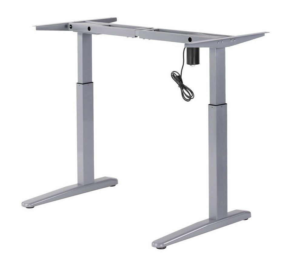 Furna E1 Electric Sit Stand Desk Frames Adjule Height Standing Desks As New