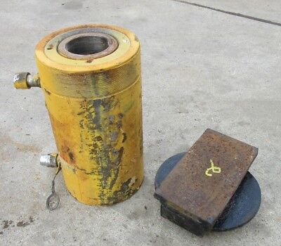 Enerpac Rr-1506 Double Acting 150 Ton 6 Stroke Hydraulic Cylinder 2 Free Ship
