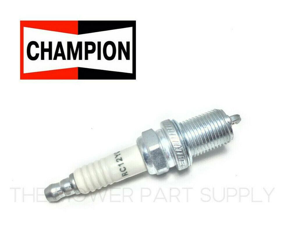 Champion RC12YC Spark Plug Copper Plus OEM for Kholer12-132-