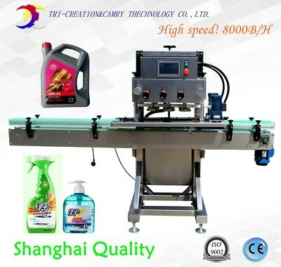 Capper Bottle Machineplastic Bottle Capping Machinescrew Capping Machinece