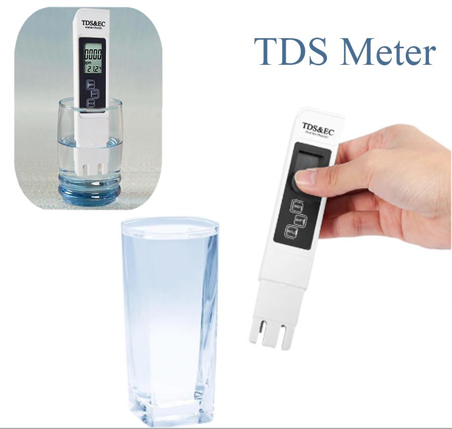 TDS Meter Water Purifier Detection Tank Water Tester Adjusta