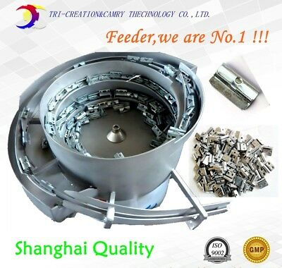 25g Weight Stack Vibratory Bowl Feedersus304 Balance Weight Bowl Sorter Machine