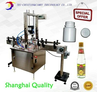 Used, bottle capping machine,plastic bottle cap sealing machine,metal cap capper for sale  Shipping to Nigeria