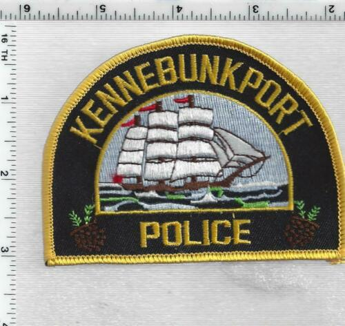 Kennebunkport Police (Maine) 3rd Issue Shoulder Patch