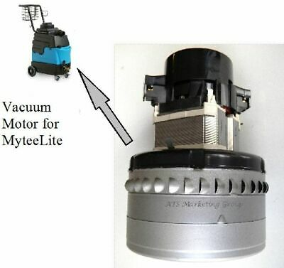 Carpet Cleaning Extractor 3-stage Peripheral Vacuum Motor