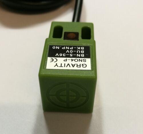 TTL kompatibel induktiver Näherungsschalter Endschalter PNP LJ12A3 NC