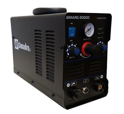 Plasma Cutter Simadre Ct5000d 110v220v 50amp Dc Inverter 12 Clean Cut