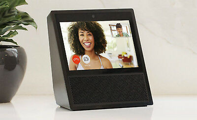 Amazon Echo Show Black Alexa BRAND NEW - IN STOCK ✔✔ FAST FREE USA SHIPPING ✔✔