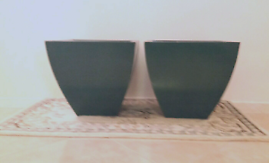 Brand New Set of 2 Tin Lightweight Large Planter Pots Dianella Stirling Area Preview