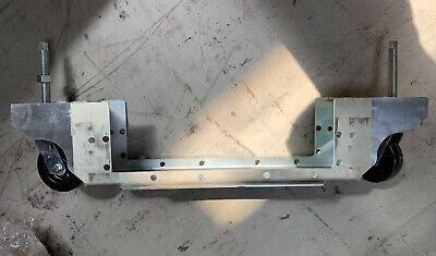 Industrial Rigging Skatetruss Dolly W Hamilton Swivel Casters Machine Frame