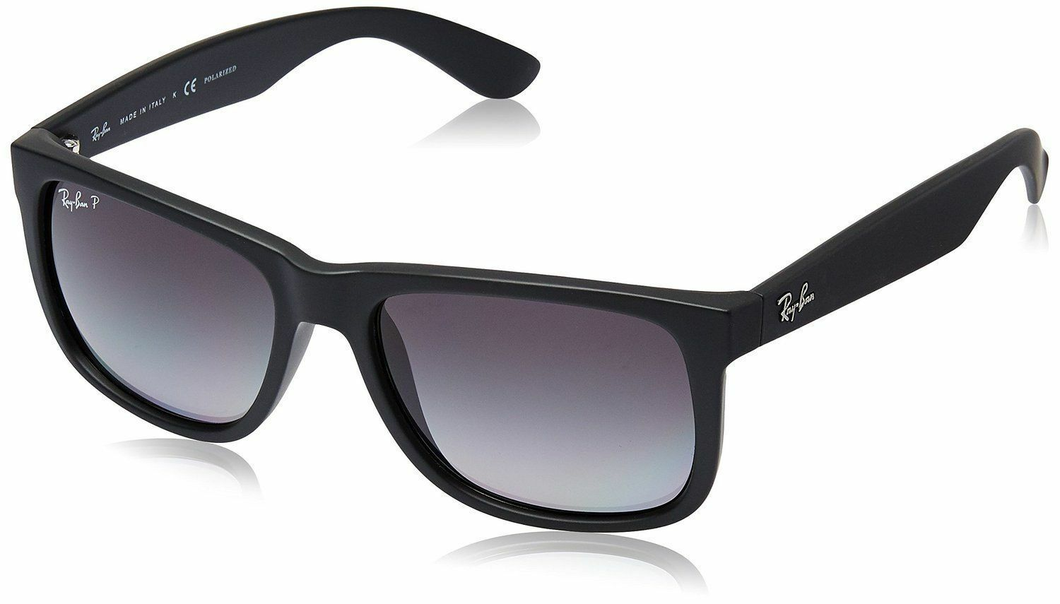 6ca7dedf376 Ray-Ban RB4165 Justin Classic Sunglasses for sale online