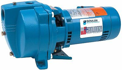 Goulds J10s 1 Hp Shallow Water Well Jet Pump 115230v