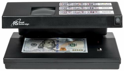 Royal Sovereign Four-Way Countertop Counterfeit Detector (RCD-2000)