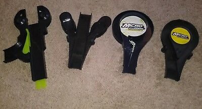 Micro Charger Cross Track 4 Lot Preowned Good Condition
