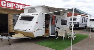 2003 Jayco Heritage Pop Top Single Axle Hampstead Gardens Port Adelaide Area Preview