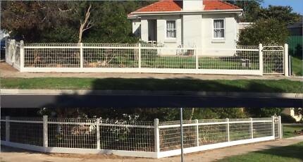 Retaining wall and fencing services Glenelg North Holdfast Bay Preview