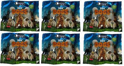 Breyer Mystery Pocket Box Dogs Blind Bags Dog 6 Pack Model #1590