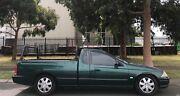 2002 Ford Falcon Ute, Auto, RWC. Long REG. Moorabbin Kingston Area Preview