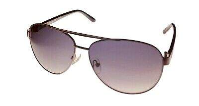 Timberland Men Gunmetal Sunglass Metal Aviator, Smoke Gradient Lens TB7141  8B