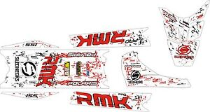POLARIS-RUSH-PRO-RMK-ASSAULT-120-144-155-163-HOOD-TANK-TOP-TUNNEL-DECAL-white