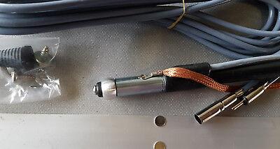 Chromkopf Oldtimer Teleskopantenne mechanisch 7 fach ausfahrbar 82 cm 7 Antenne