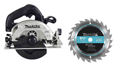 Makita Xsh04zb 18v Lxt Li-ion Sub-compact Brushless Cordless 6-12 Circular Saw