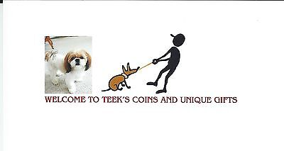 Teek's Coins and Unique Gifts