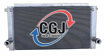 Ingersoll-rand Xp 825 Wcu Hydraulic Oil Cooler Made In The Usa