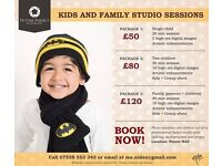 Specialist in Kids and Event Photography - Picture Perfect London