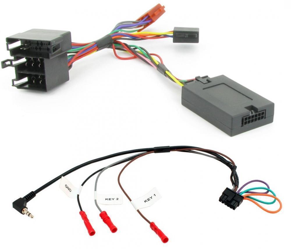 Connects 2 Ctsrn 003 Steering Wheel//Tallo Adaptador De Interfaz Renault Trafic 00-05
