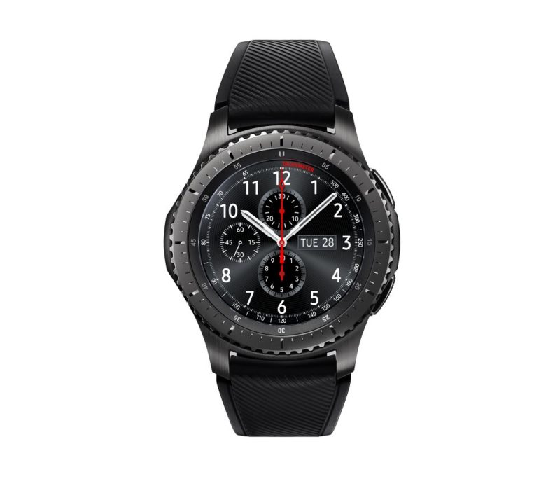 Samsung Gear S3 Frontier Smartwatch ,  SM-R760NDAAXAR – US