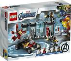 LEGO Marvel Super Heroes - Iron Man Armoury 76167