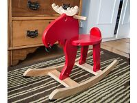 IKEA Rocking Moose - KEA EKORRE