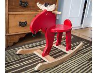 IKEA Rocking Moose - KEA EKORRE