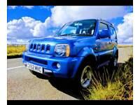 Suzuki jimny low miles