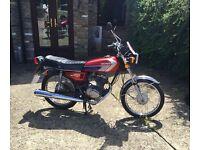 Honda CG 125cc 2001 cafe racer / bobber