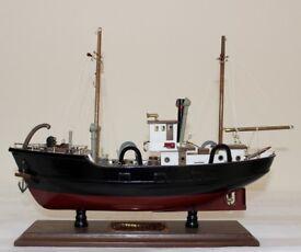 "Trawler 18"" Model boat"